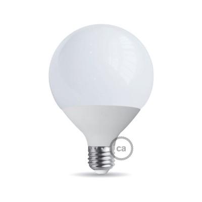 Bombilla de bajo consumo energético Globo 120 25W E27