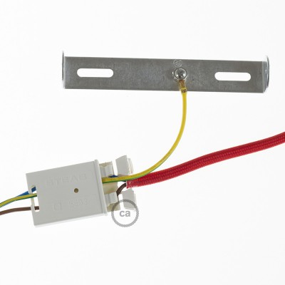 Borne tripolar para dispositivos de Clase I