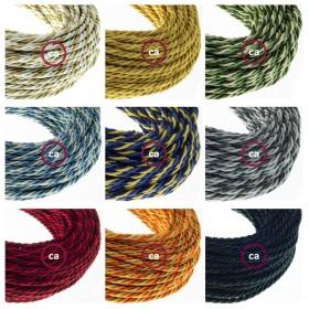 Los nuevos cables trenzados clasicos Regimental