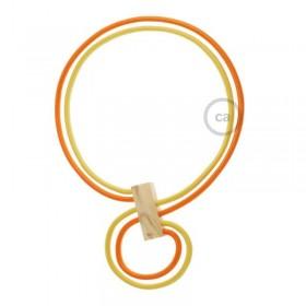 Infinity y Circles: los collares de Creative-Cables!