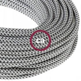 Stracciatella y Estrellas: descubre la increíble textura de los nuevos cables en tejido efecto 3D