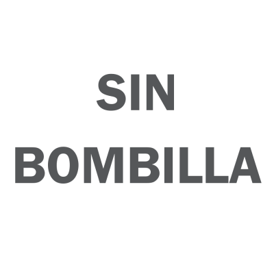 Sin bombilla