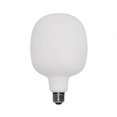 Bombilla LED Porcelana Rodi 6W E27 Regulable 2700K