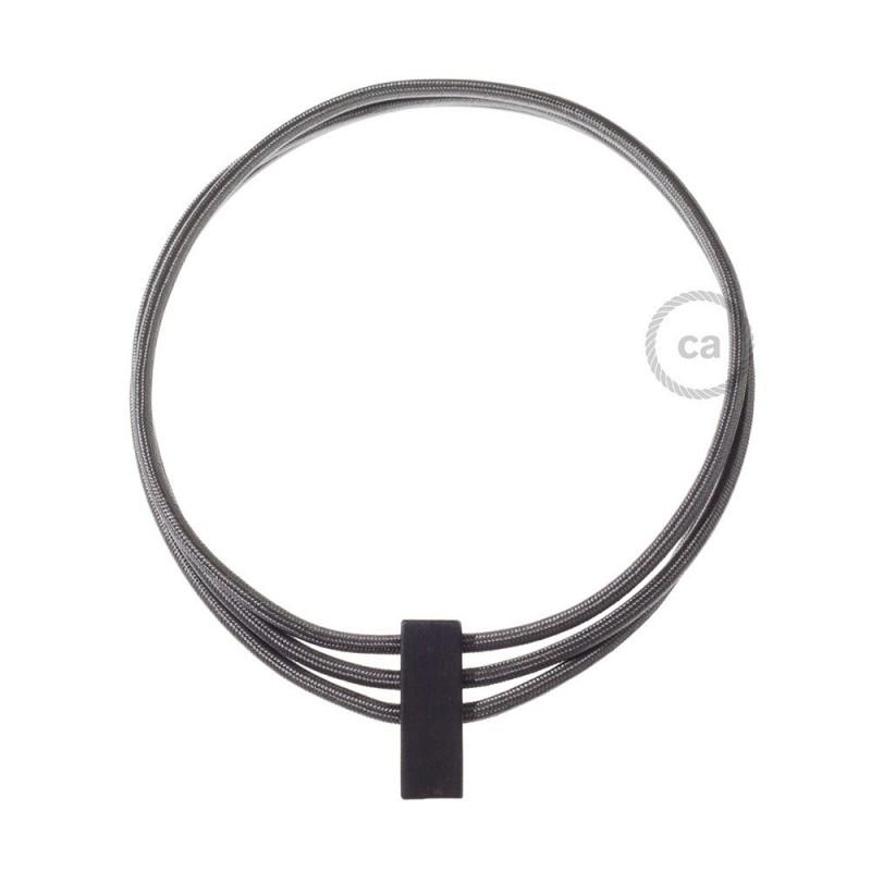 Collar Circles color Gris Oscuro RM26.