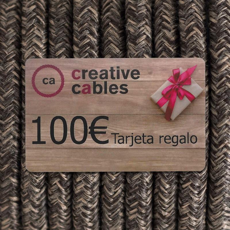 Gift card, tarjeta regalo Creative-Cables 100 Euro