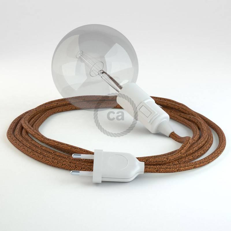 Crea tu Snake Glitter Cobre RL22 y trae la luz donde tu quieras.