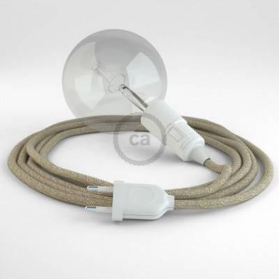Crea tu Snake Lino Natural Neutro RN01 y trae la luz donde tu quieras.