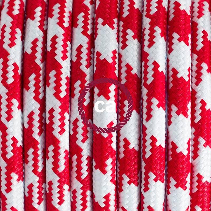 Crea tu Snake Bicolor Rojo RP09 y trae la luz donde tu quieras.