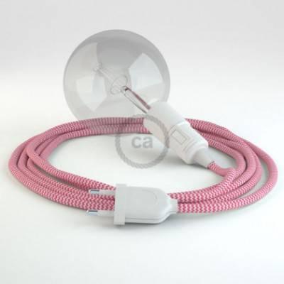 Crea tu Snake ZigZag Fuchsia RZ08 y trae la luz donde tu quieras.