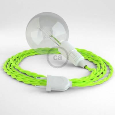 Crea tu Snake Fluo Amarillo TF10 y trae la luz donde tu quieras.
