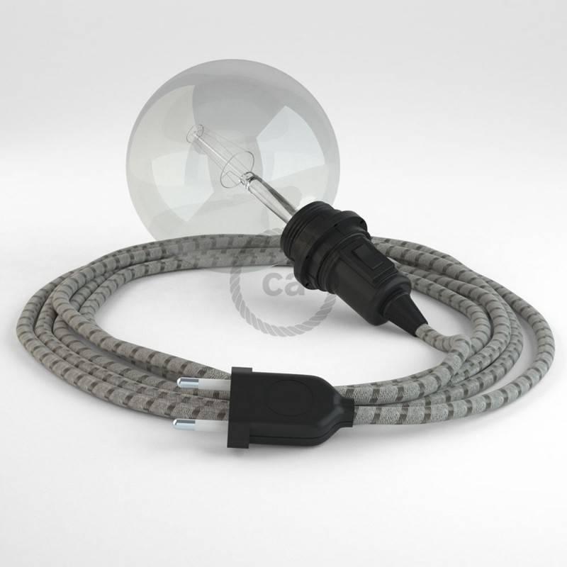 Crea tu Snake para pantalla Stripes Corteza RD53 y trae la luz donde tu quieras.