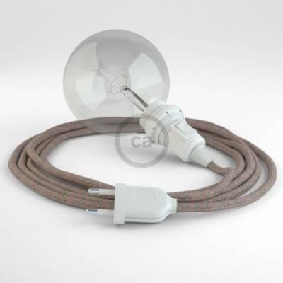 Crea tu Snake para pantalla Rombo Rosa Antico RD61 y trae la luz donde tu quieras.