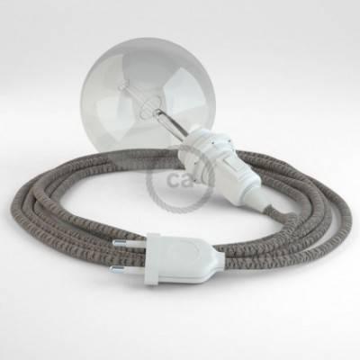 Crea tu Snake para pantalla Rombo Antracita RD64 y trae la luz donde tu quieras.