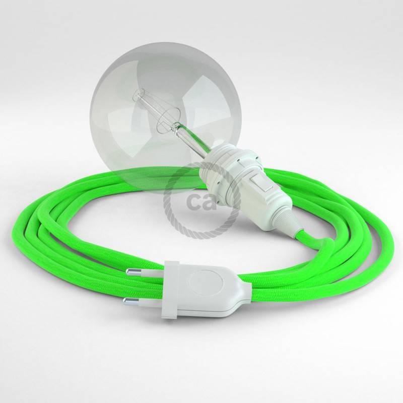 Crea tu Snake para pantalla Fluo Verde RF06 y trae la luz donde tu quieras.