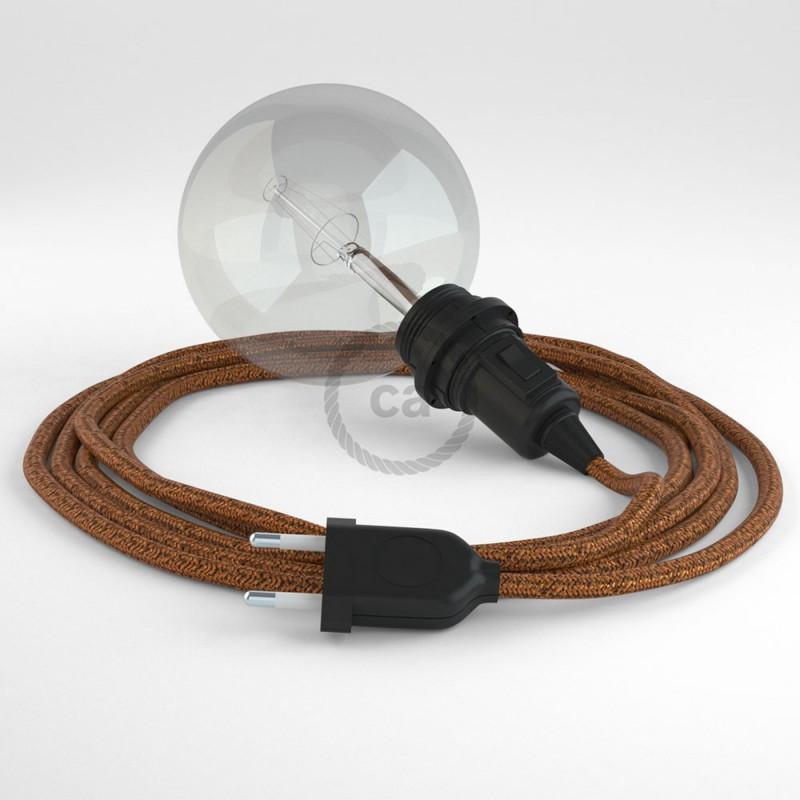 Crea tu Snake para pantalla Glitter Cobre RL22 y trae la luz donde tu quieras.