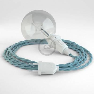 Crea tu Snake para pantalla Algodón Oceano TC53 y trae la luz donde tu quieras.