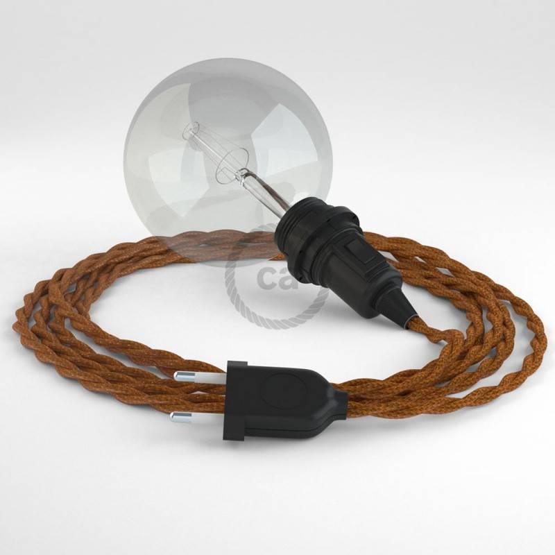 Crea tu Snake para pantalla Efecto Seda Whiskey TM22 y trae la luz donde tu quieras.