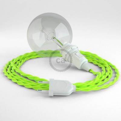 Crea tu Snake para pantalla Fluo Amarillo TF10 y trae la luz donde tu quieras.