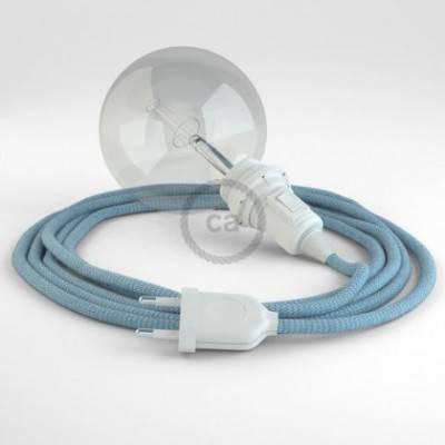 Crea tu Snake para pantalla ZigZag Azul Steward RD75 y trae la luz donde tu quieras.