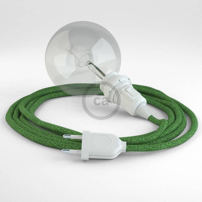 Crea tu Snake para pantalla Algodón Bronte RX08 y trae la luz donde tu quieras.