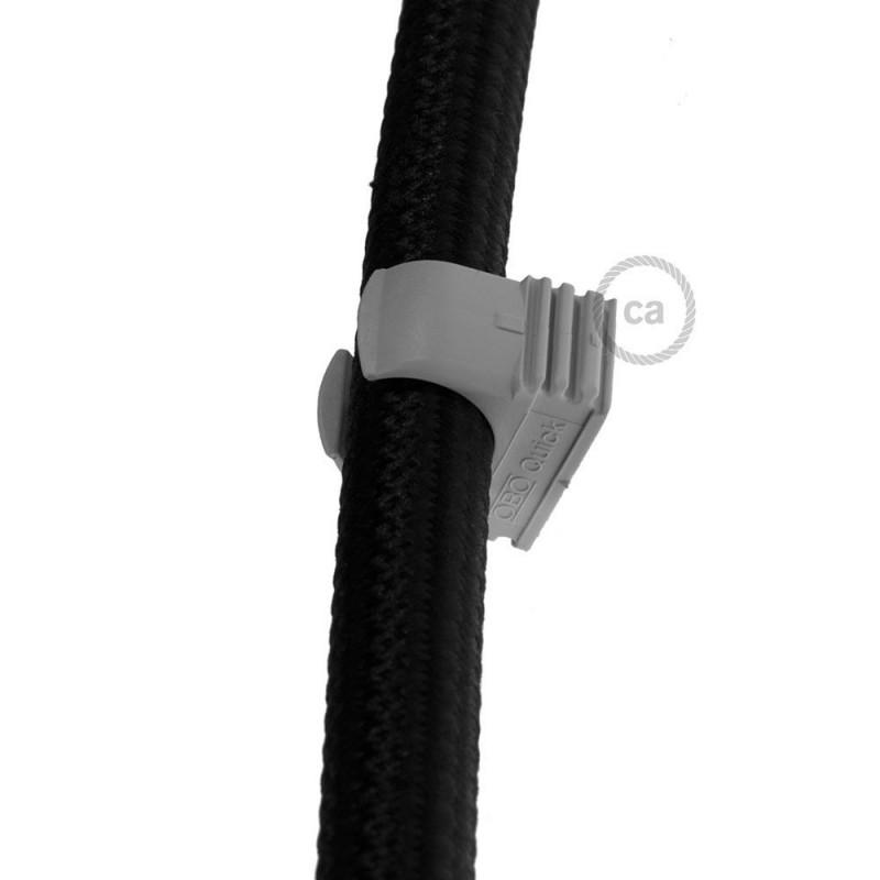 Abrazadera de plástico para Creative-Tube, diámetro 16 mm