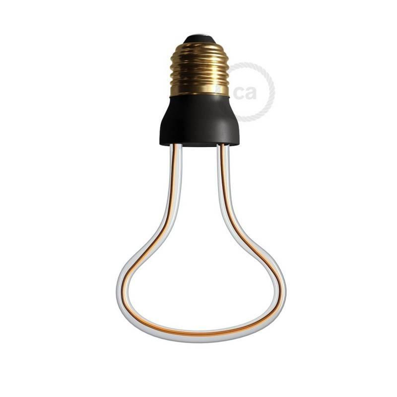 Bombilla led art reflector 8w e27 regulable 2200k for Lampade a led e 27