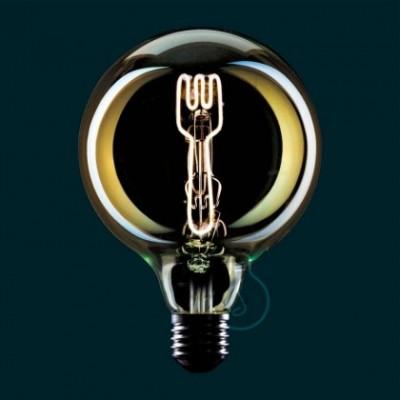 Bombilla LED Globo G125 Masterchef filamento Tenedor 4W E27 Regulable 2000K