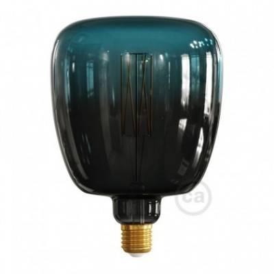 Bombilla LED XXL Bona Serie Pastel, Dusk, filamento recto 4W E27 Regulable 2200K