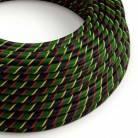 Cable Eléctrico redondo Vertigo HD recubierto en Textil Mr Smith ERM62