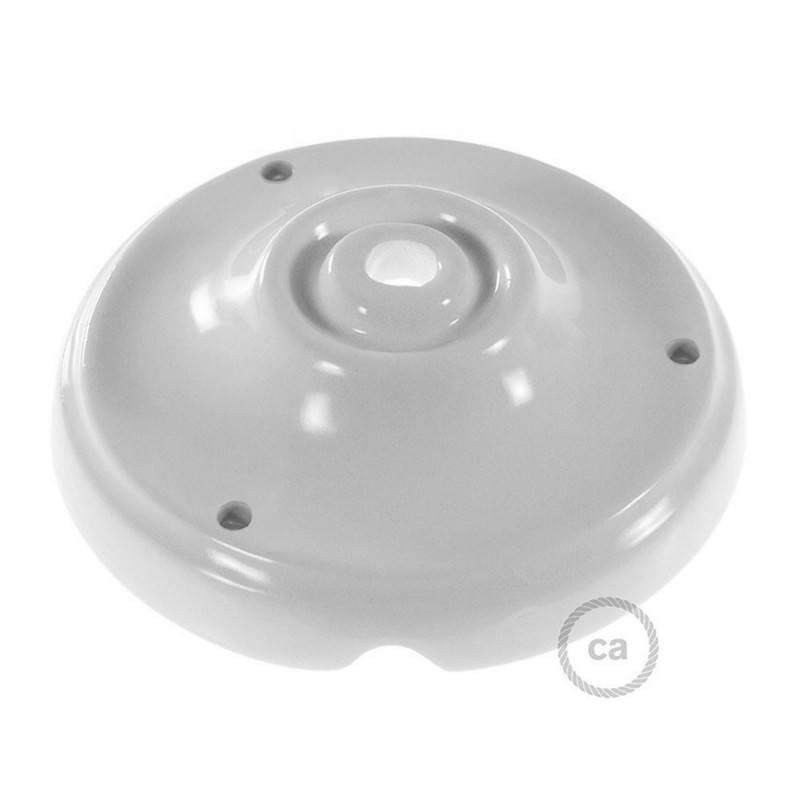 Kit rosetón de porcelana