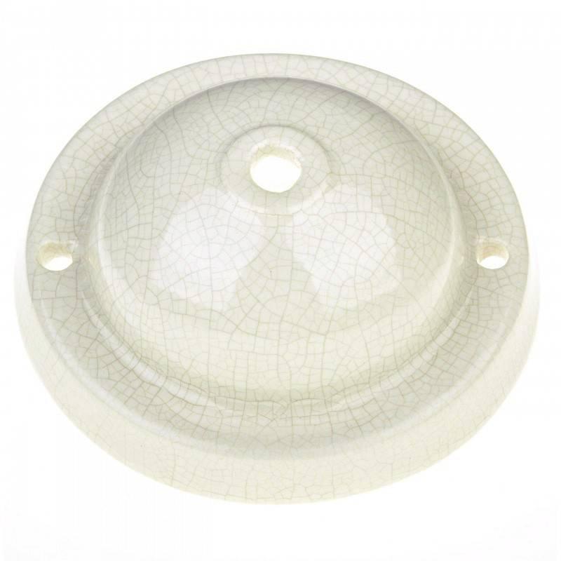 Kit rosetón cerámica Simple