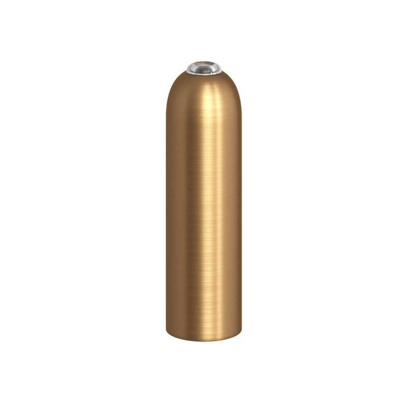 P-Light, kit portalámparas metálico E14 con prensaestopa oculto