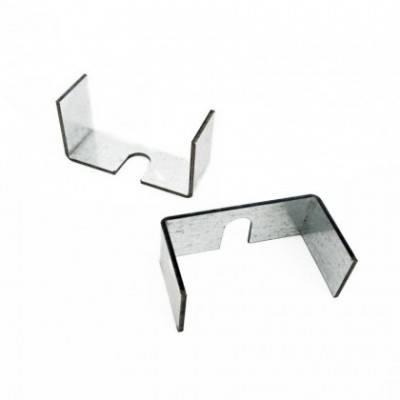 Accessorios para unión pantalla en metal Tub-E14