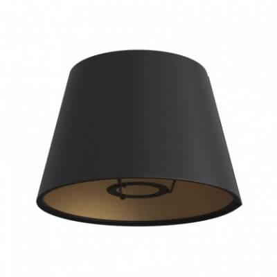 Pantalla Imperio casquillo E27 para lámpara de pantalla o aplique de pared - Fabricado en Italia