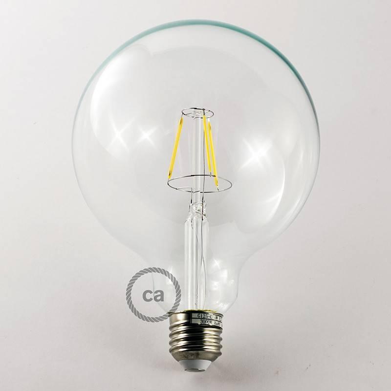 Lámpara de pared Metal de metal con tubo de extensión
