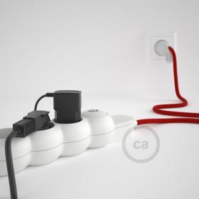 Grandes novedades: las regletas con cable recubierto en tejido y un nuevo precio más bajo de los cables 3x1,5!