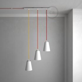Crea lámparas aún más únicas con los nuevos rosetones XXL!