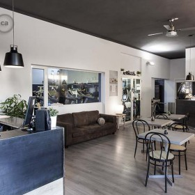 El restyling del Ginnic Center Fitness Club