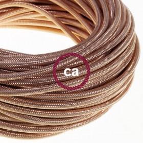 Nuevos cables cubiertos de cobre y de sección grande