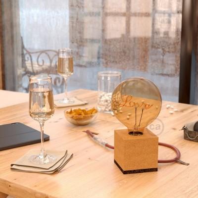 MoCo Posaluce Cubetto en corcho natural