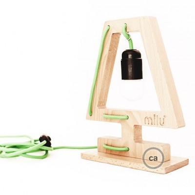 Gabriele Aramu: la lámpara Milù