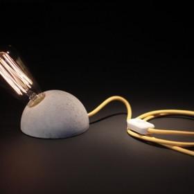"""Daniel Gerling: lámpara """"BUCK UP!"""""""