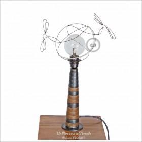 Sonia FIQUET: lámpara poética