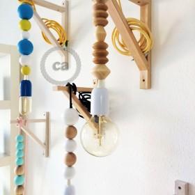 Francesca Crispo per TCIE Store: lampadas Hilo