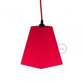 Viste a tus lámparas con ... nuestras pantallas en tejido!